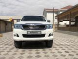 Toyota Hilux 2012 года за 12 000 000 тг. в Жанаозен – фото 3