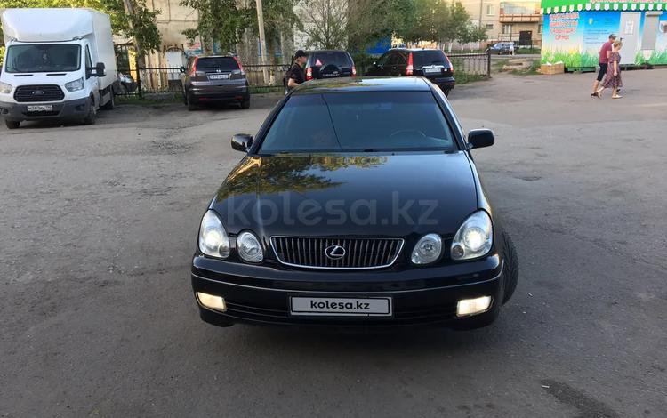 Lexus GS 300 2000 года за 3 000 000 тг. в Петропавловск