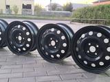 Комплект оригинальных дисков Хюндай/Киа 4*100 за 29 000 тг. в Нур-Султан (Астана) – фото 3