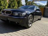 BMW 745 2003 года за 4 500 000 тг. в Алматы