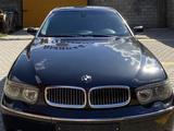 BMW 745 2003 года за 4 500 000 тг. в Алматы – фото 2