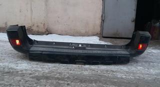 Задний бампер на Toyota 4runner за 450 тг. в Алматы