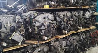 Двигатель vq35 Nissan Murano (ниссан мурано) за 333 тг. в Нур-Султан (Астана)