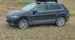 Volkswagen Tiguan 2017 года за 12 500 000 тг. в Нур-Султан (Астана)