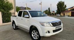 Toyota Hilux 2013 года за 7 700 000 тг. в Атырау