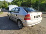 Opel Astra 2002 года за 2 400 000 тг. в Алматы – фото 3