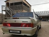 ВАЗ (Lada) 2115 (седан) 2007 года за 550 000 тг. в Жанаозен – фото 2