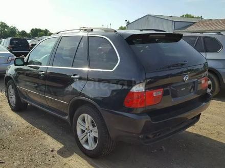 BMW X5 2006 года за 8 000 000 тг. в Алматы – фото 5