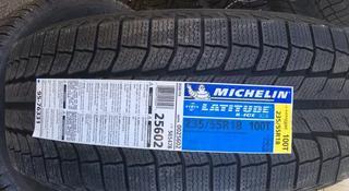 Шины Michelin 235/55/r18 X Ice 2 за 70 000 тг. в Алматы