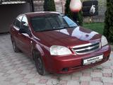 Chevrolet Lacetti 2012 года за 3 700 000 тг. в Алматы – фото 3