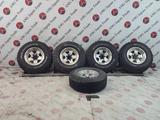 Комплект колес CV645 R16 за 201 905 тг. в Владивосток