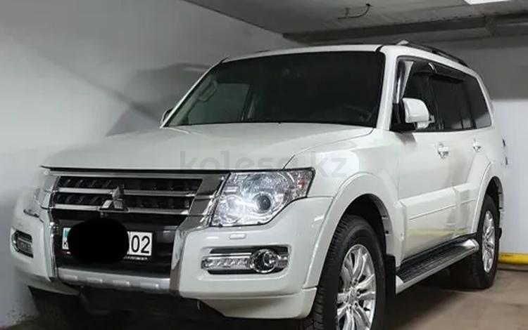 Mitsubishi Pajero 2018 года за 15 700 000 тг. в Алматы