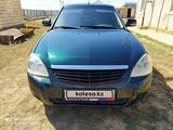ВАЗ (Lada) 2170 (седан) 2007 года за 850 000 тг. в Уральск – фото 2
