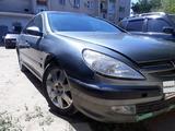 Peugeot 607 2002 года за 650 000 тг. в Актобе – фото 3