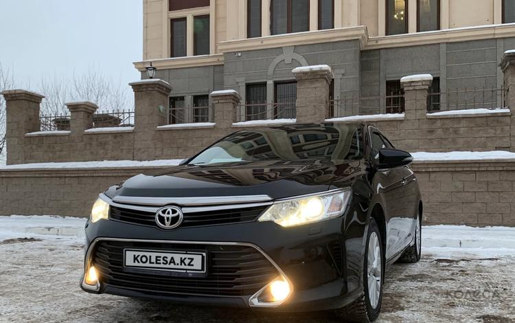 Toyota Camry 2014 года за 9 600 000 тг. в Нур-Султан (Астана)
