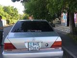 Mercedes-Benz S 320 1992 года за 1 800 000 тг. в Шымкент – фото 3