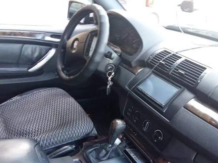 BMW X5 2001 года за 3 500 000 тг. в Алматы – фото 8