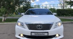 Toyota Camry 2013 года за 7 600 000 тг. в Нур-Султан (Астана)