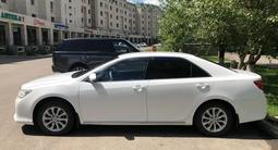 Toyota Camry 2013 года за 7 600 000 тг. в Нур-Султан (Астана) – фото 3
