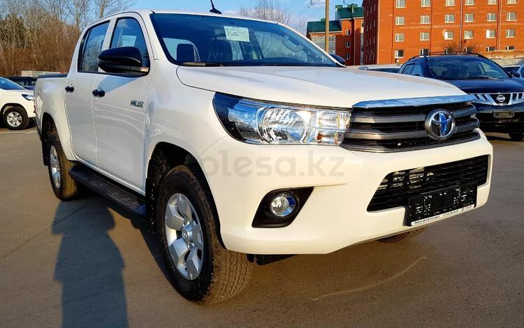 Toyota Hilux 2020 года за 17 720 000 тг. в Костанай