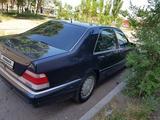 Mercedes-Benz S 280 1997 года за 3 300 000 тг. в Павлодар – фото 4