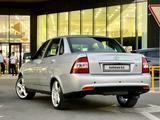 ВАЗ (Lada) Priora 2170 (седан) 2015 года за 3 500 000 тг. в Шымкент – фото 2