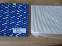 Оригинальный салонный фильтр для Hyundai SOLARIS за 2 500 тг. в Алматы