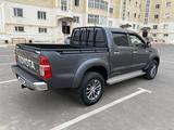 Toyota Hilux 2014 года за 10 500 000 тг. в Актау – фото 4
