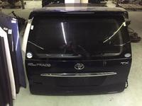 Дверь багажника на Toyota land cruiser prado120.67005-6a821 в Алматы