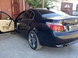BMW 525 2007 года за 5 100 000 тг. в Туркестан – фото 2