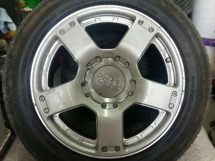 Оригинальные составные диски Audi allroad за 110 000 тг. в Алматы