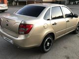 ВАЗ (Lada) Granta 2190 (седан) 2013 года за 1 450 000 тг. в Нур-Султан (Астана) – фото 3