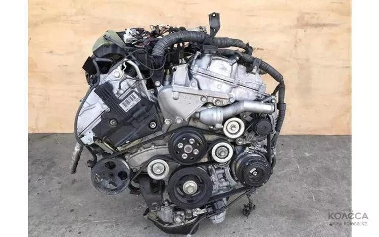 Двигатель тойота камри 50 за 111 тг. в Нур-Султан (Астана)