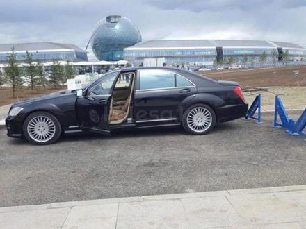 Диски от Mercedes Benz w221 s600 вместе с резиной (зима, лето). за 300 000 тг. в Алматы – фото 5