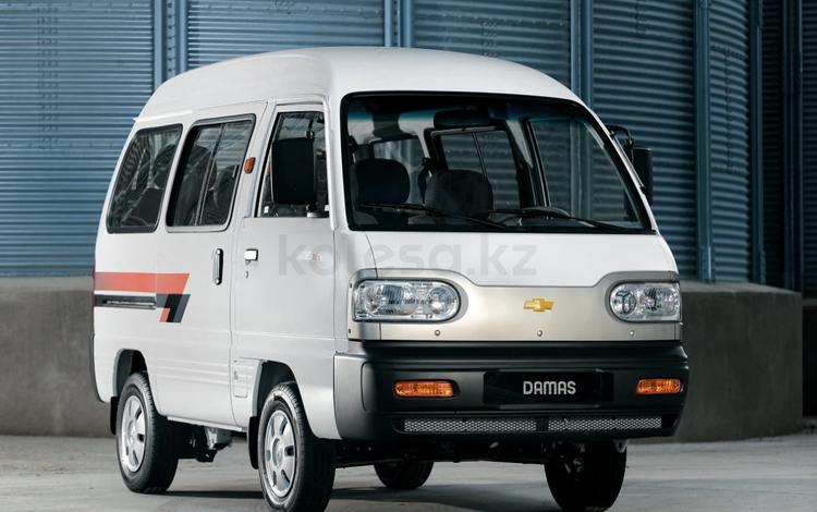 Chevrolet Damas 2021 года за 3 700 000 тг. в Актау