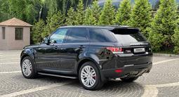 Land Rover Range Rover Sport 2016 года за 28 000 000 тг. в Алматы – фото 5