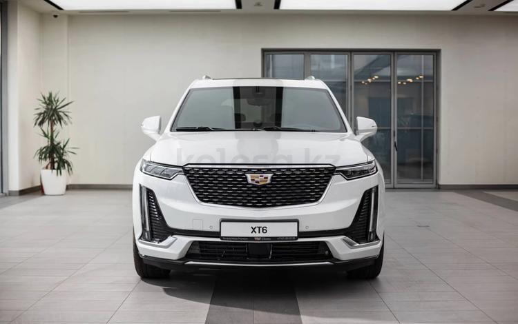 Cadillac XT6 2021 года за 38 000 000 тг. в Усть-Каменогорск