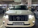 Toyota Land Cruiser Prado 2018 года за 21 500 000 тг. в Нур-Султан (Астана)