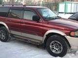 Mitsubishi Montero Sport 2001 года за 3 650 000 тг. в Павлодар
