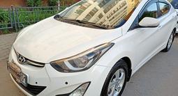 Hyundai Elantra 2014 года за 6 000 000 тг. в Нур-Султан (Астана)