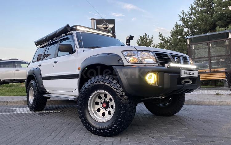 Nissan Patrol 1999 года за 10 200 000 тг. в Алматы