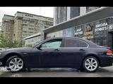 BMW 735 2001 года за 3 000 000 тг. в Шымкент – фото 3