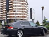 BMW 735 2001 года за 3 000 000 тг. в Шымкент – фото 4