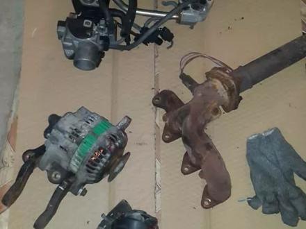 Матиз 2007 Маховик корзина сцепление всборе привозные контрактные за 15 000 тг. в Костанай – фото 4