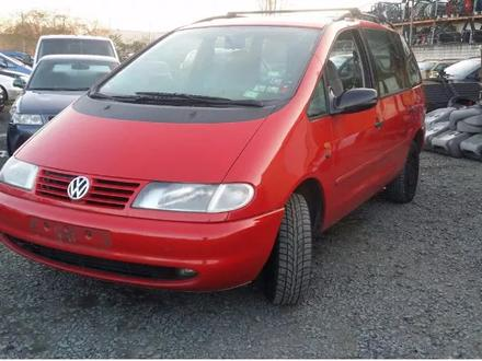 Автозапчасти на Volkswagen Sharan в Караганда