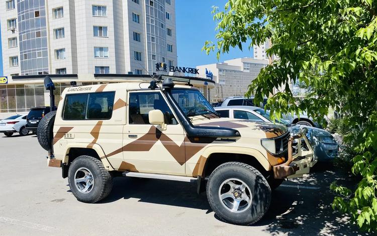 Toyota Land Cruiser 70 1996 года за 5 000 000 тг. в Караганда