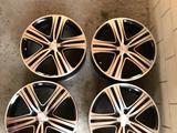 Оригинальные диски BLACKART R18 из Японии за 160 000 тг. в Шымкент – фото 5