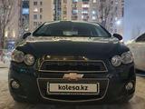 Chevrolet Aveo 2014 года за 3 800 000 тг. в Нур-Султан (Астана)