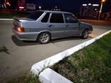 ВАЗ (Lada) 2115 (седан) 2004 года за 580 000 тг. в Костанай – фото 2