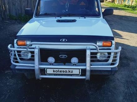 ВАЗ (Lada) 2121 Нива 2012 года за 1 800 000 тг. в Семей
